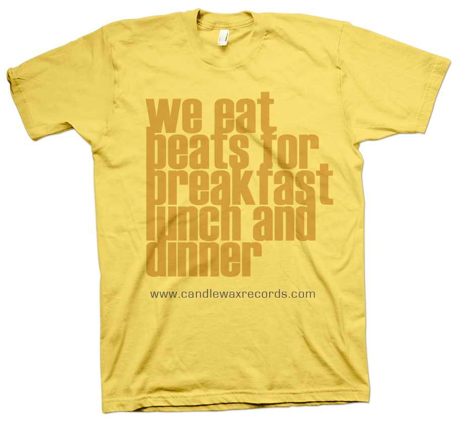 Yellow Beats Shirt