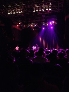 Earl Sweatshirt w/ Vince Staples at 9:30 Club February 17 2014