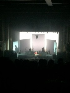 Spoon @ The Lincoln Theather September 3, 2014
