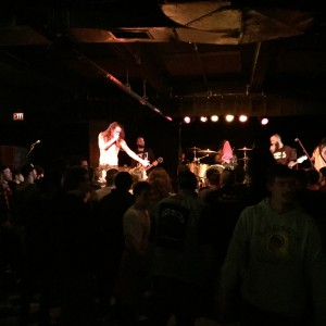 Trash Talk at Black Cat Washington DC February 28 2015